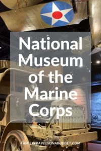 National Museum of the Marine Corps visitors guide