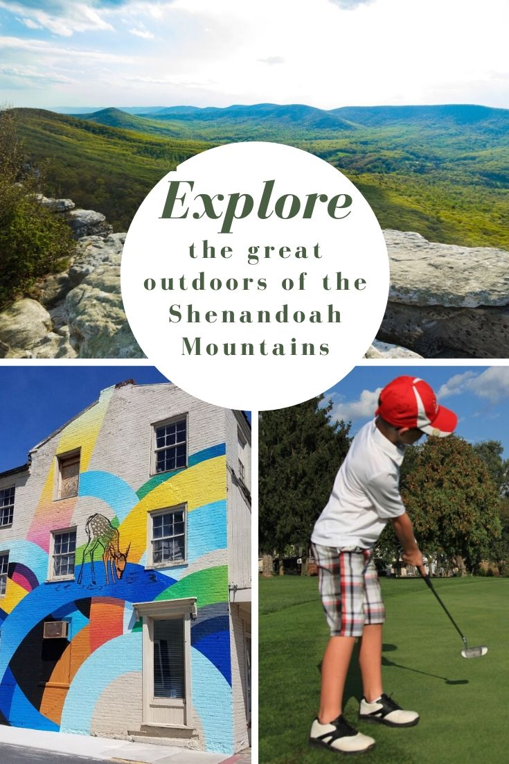 Exploring the Shenandoah Mountains in Shenandoah County, VA is relaxing and fun. Enjoy amazing mountain views, family friendly agri-tourism, golf, horseback riding and so much more. This historic destination in the Virginia mountains is off the beaten track, but really close to I-81. Local restaurants, coffee shops, wineries and artist shops add to the charm. via @karendawkins