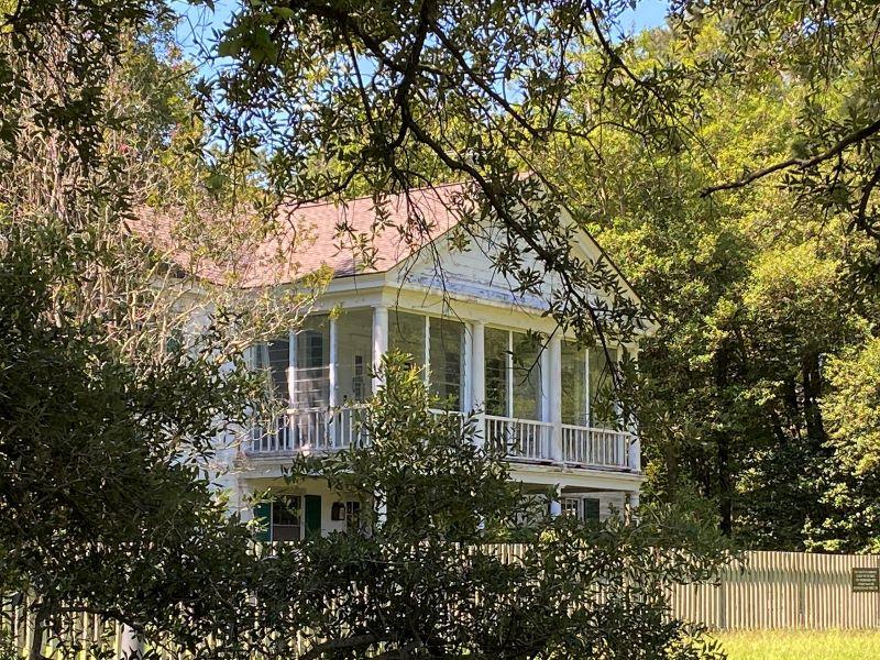 James Stillwell Rockefeller home in North Carolina