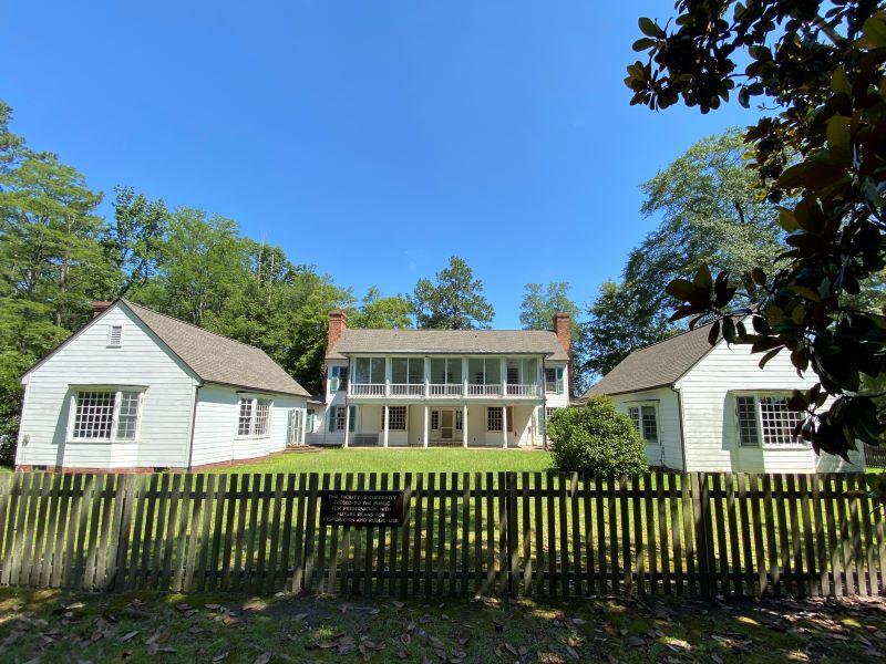 James Stillman Rockefeller house in North Carolina.